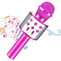 SEPHIX Kids Toys for 5-12 Years Old Girls Gifts, Portable Bluetooth Karaoke Microphone...
