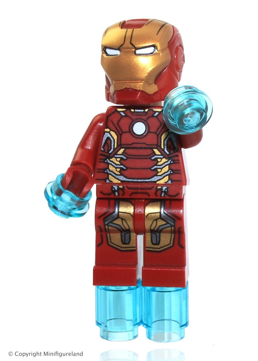 Lego Marvel Super Heroes Iron Man Mark 45
