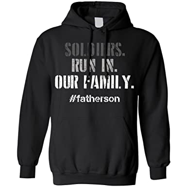 9bd2f48c eden tee Mens Military Family Proud Army Veteran Dad Soldier Son Hoodie |  Amazon.com