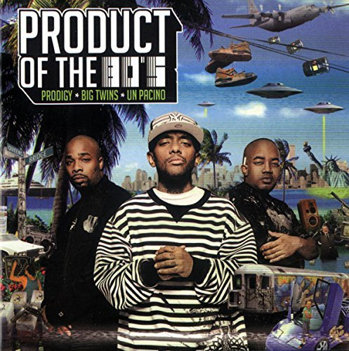 Prodigy - Product of the 80