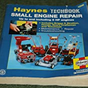 Small engine repair manual up to and including 5 hp engines haynes customer image fandeluxe Choice Image