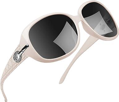 Joopin Gafas de Sol Mujer Moda Polarizadas Protección UV400 de ...