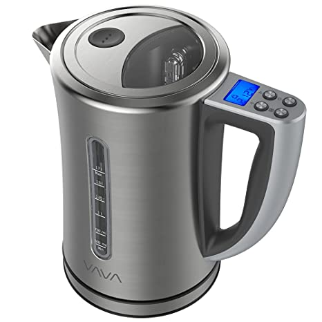 Review VAVA Electric Kettle Temperature