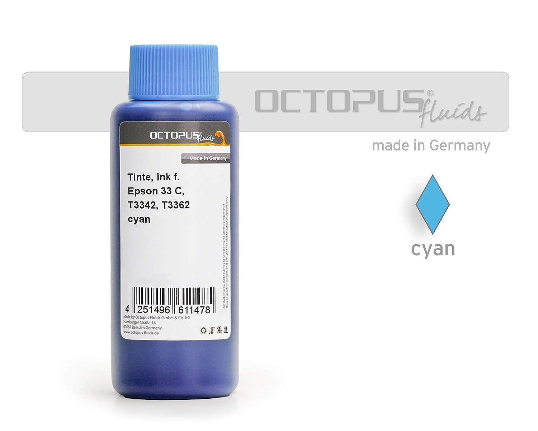 Recambio de tinta para Epson 33 M, T3343, T3363, Epson Expression ...