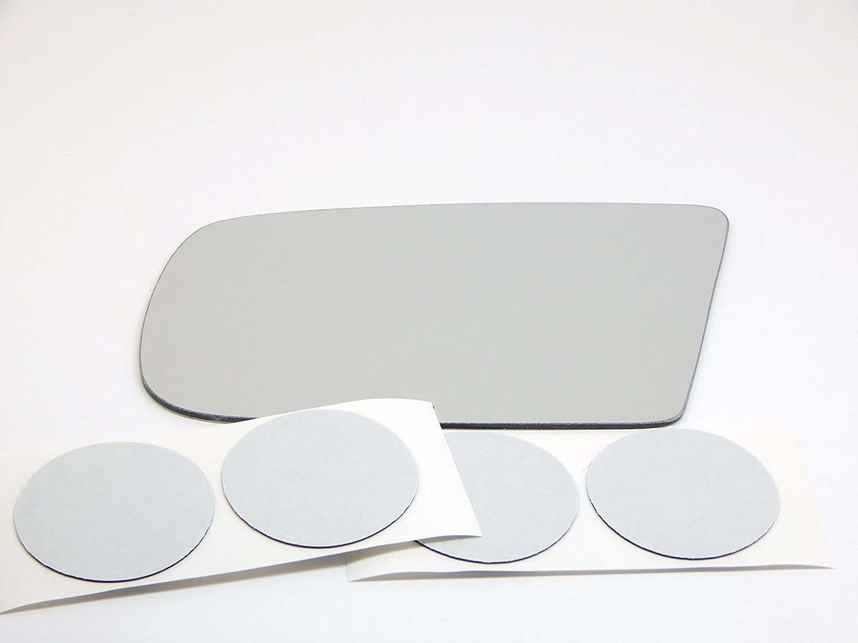 Fits 88-96 Regal 90-94 Lumina 88-96 Grand Prix Left Driver Mirror Glass Lens