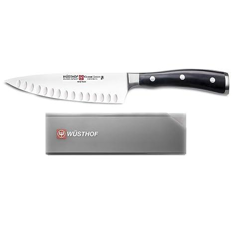 Amazon.com: Wusthof Classic Ikon - Cuchillo de cocina con ...