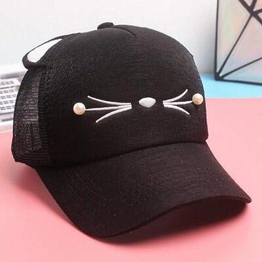kyprx Sombreros para Mujeres Fedora de Moda Vintage Sombreros para ...