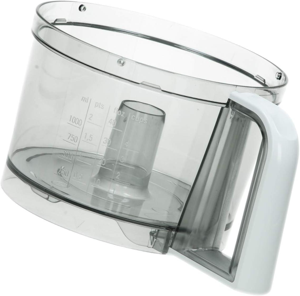 BOSCH - Bol mezclador para robot de cocina: Amazon.es: Hogar