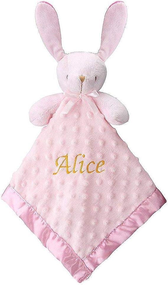 Bunny Blanket,baby lovey,lovey blanket,security blanket,lovie blanket,organic Security blanket,baby gift baby shower gifts,blankie,babyset
