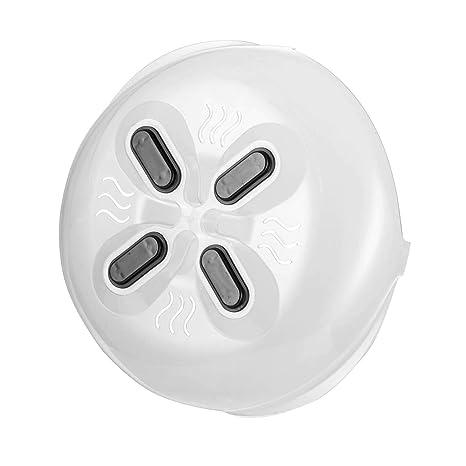 VOYAGO - Tapa para microondas (protección contra ...
