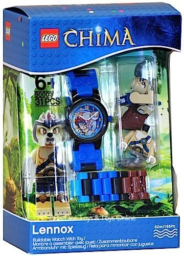 LEGO Legends of Chima Lennox Buildable Watch with Mini Figure 9000393