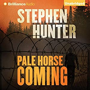 Pale Horse Coming Audiobook