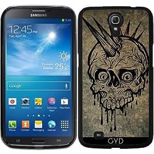 Funda para Samsung Galaxy Mega 6.3 GT-I9205 - Cráneo by WonderfulDreamPicture