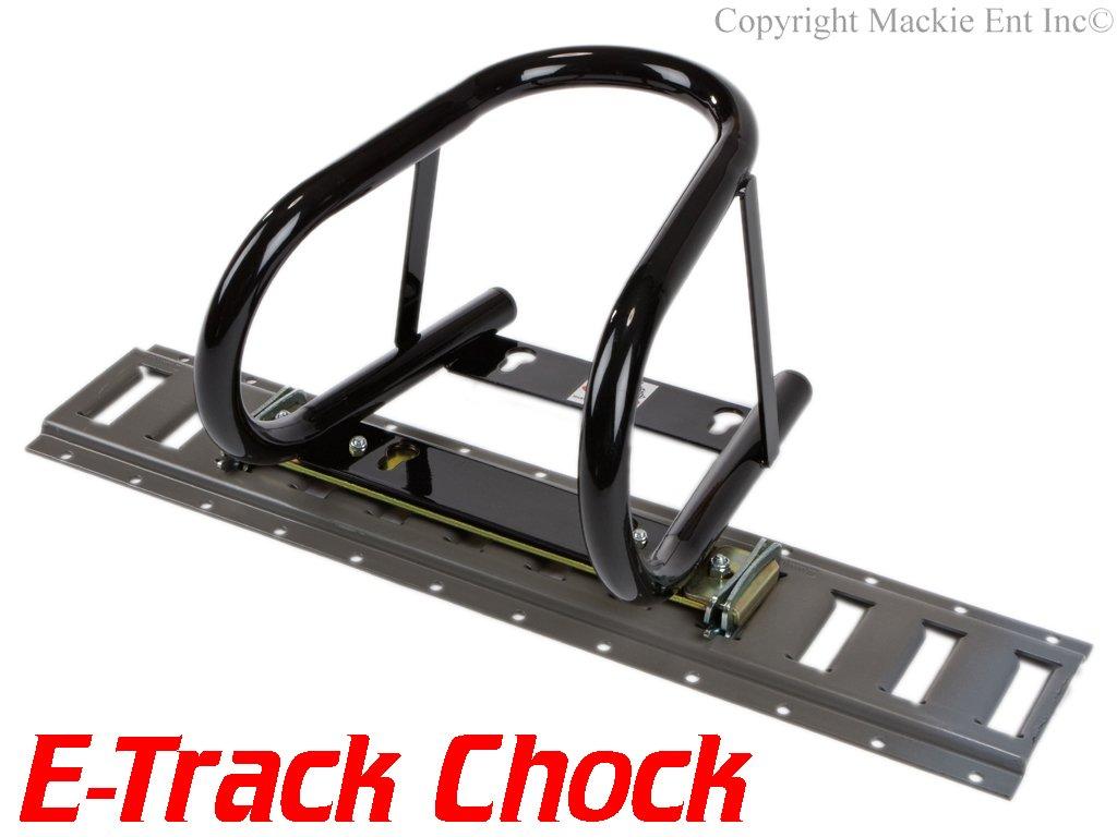 Marson USA 5.5'' Motorcycle Wheel Chocks T200-ETRACK - HDB by Marson International (Image #1)