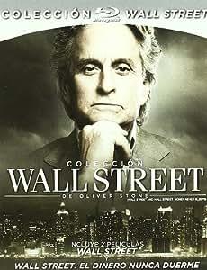Colección Wall Street 1 y 2 [Blu-ray]