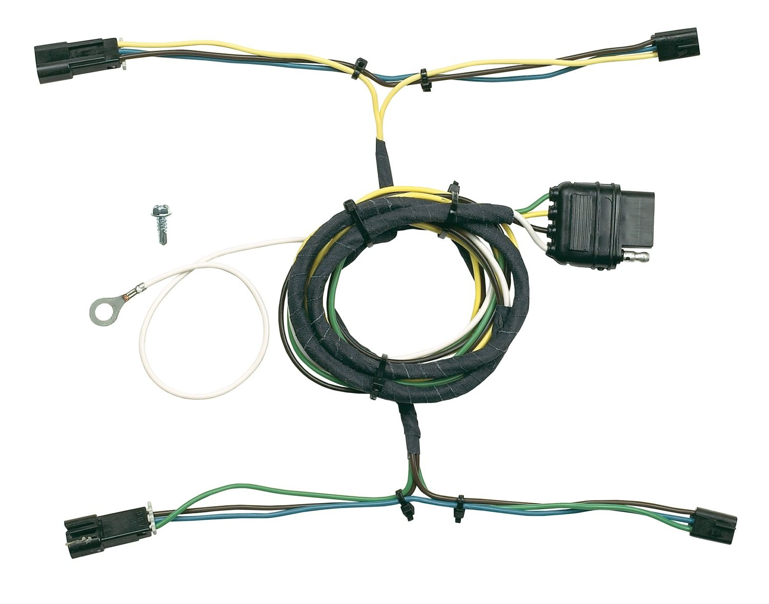 61JhsIfgkfL._SL1500_ amazon com hopkins 41305 plug in simple vehicle wiring kit  at panicattacktreatment.co