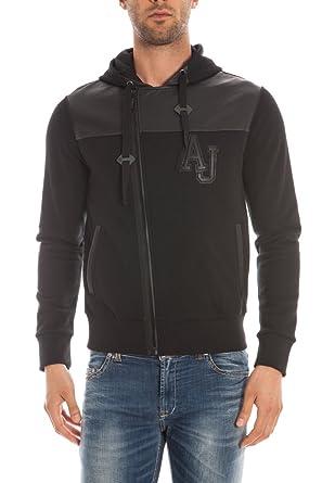 35fb2ea66cf089 Armani Jeans – Jacke Armani Jeans Schwarze b6 m71bx Gr. Large, schwarz