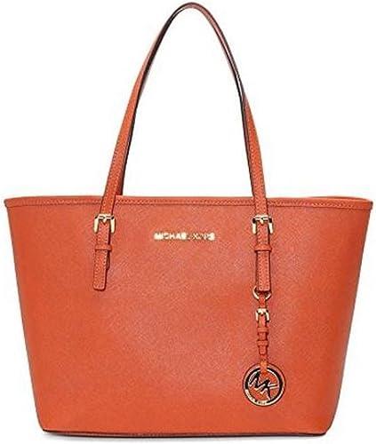 MK orange bag