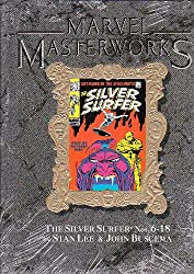 Masterworks: Silver Surfer #6-18 + Fantastic Four Annual #5 backup: 19