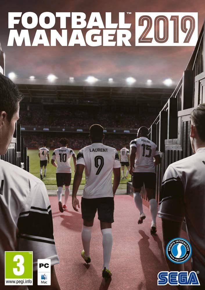 JEU PC SEGA Football Manager 2019 PC