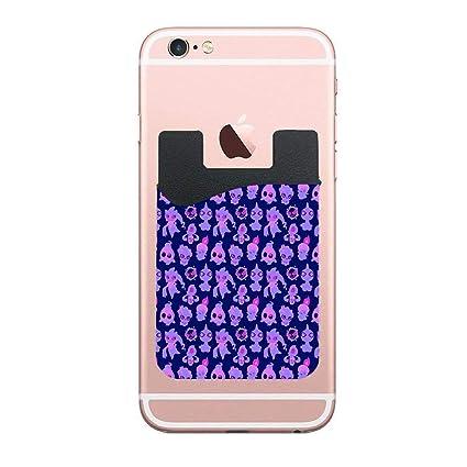 super popular 2862a aadb1 Amazon.com: Cellcardphone Ghost Pokemon Pattern Custom Phone Card ...