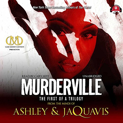 Murderville (The First of a Trilogy) (Library Edition) (Murderville Trilogy) by Buck 50 Productions, LLC and Blackstone Audio, Inc.