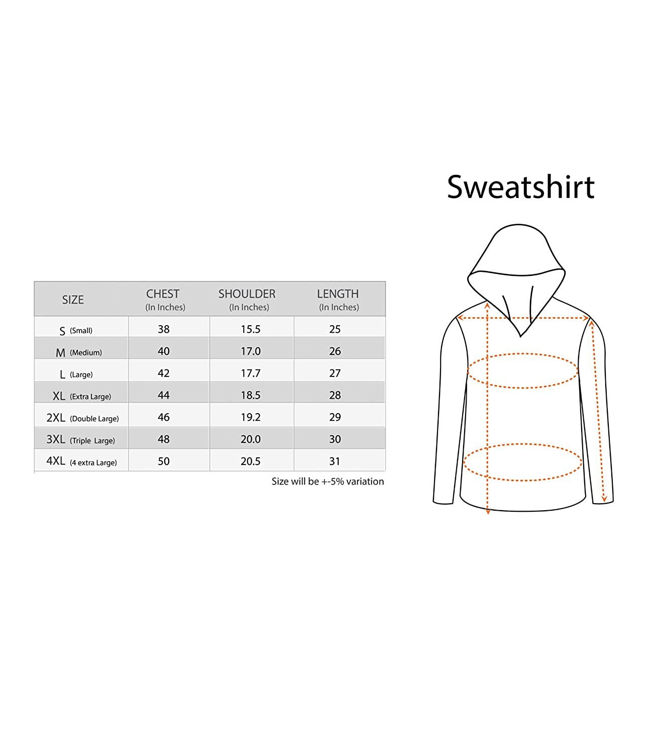 114a38500 AWG - All Weather Gear Men's Cotton Hoodie Sweatshirt with Zip: Amazon.in:  Clothing & Accessories