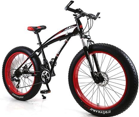 KNFBOK bicicleta de montaña hombre Bicicleta de montaña de 21 ...