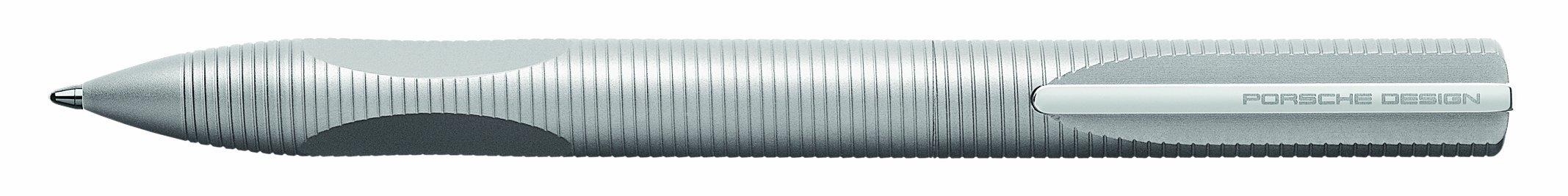 Porsche Design Aluminium Ballpoint Pen in Nature Finish (989293)