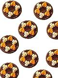 銀のぶどうの ショコラロージー 5個入 国産もち米あられ1個セット