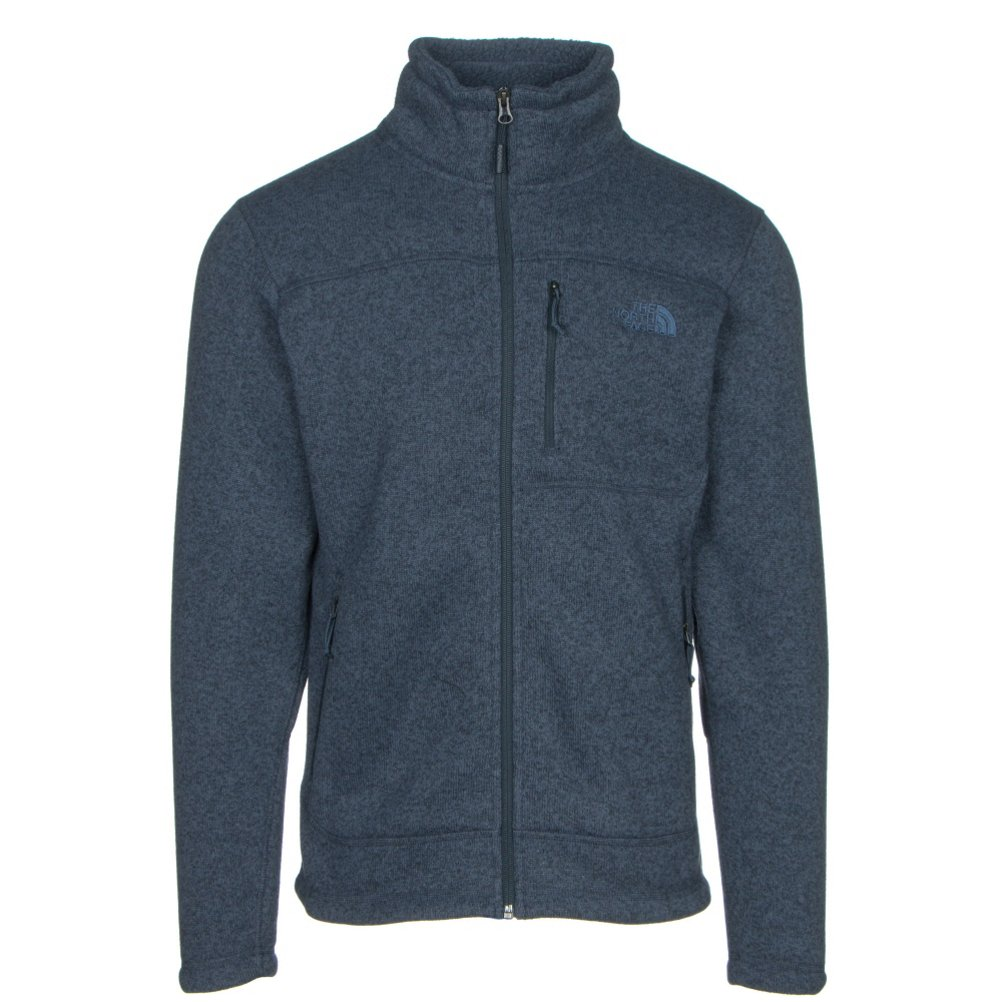 The North Face Men's Gordon Lyons Full Zip Urban Navy Heather (Large) by The North Face