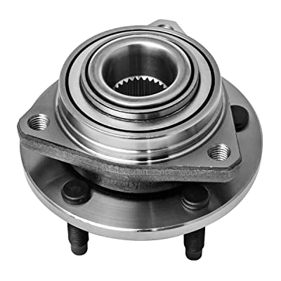 Bodeman - Front Wheel Hub & Bearing Assembly for 2004-2007 Chevy Malibu Non-ABS/ 2005-2007 Pontiac G6 Non-ABS: Automotive