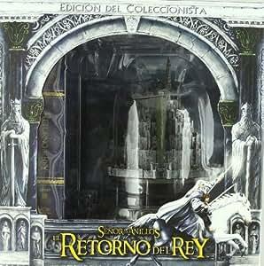 El señor de los anillos 3: El retorno del rey (Edición coleccion [DVD]