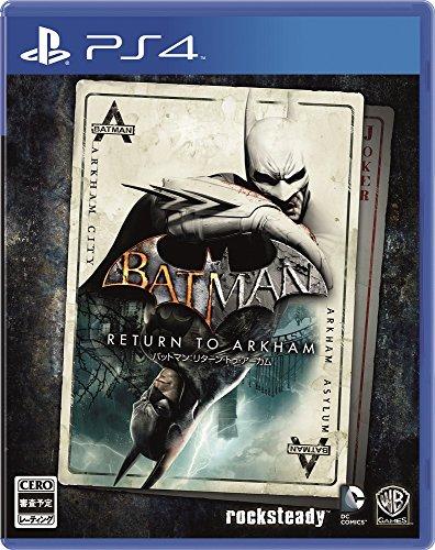 バットマン:リターン・トゥ・アーカム - PS4の商品画像