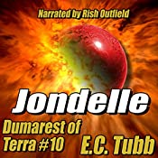 Jondelle: Dumarest of Terra, Book 10 | E. C. Tubb