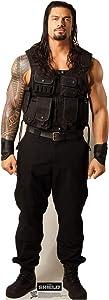 Cardboard People Roman Reigns Life Size Cardboard Cutout Standup - WWE