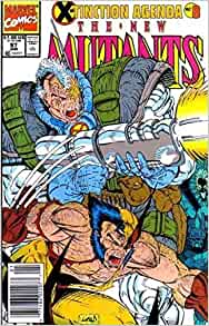 Amazon.com: The New Mutants #97 : War (X-Tinction Agenda ...