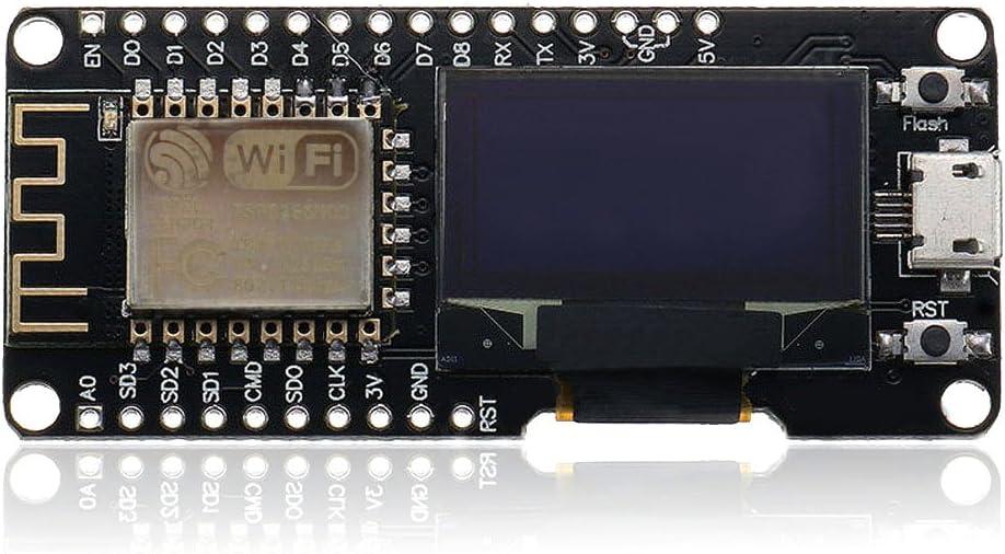 0.96 Inch OLED Board LDTR-WG0139 Nrthtri Module Nodemcu WiFi for Arduino and NodeMCU ESP8266