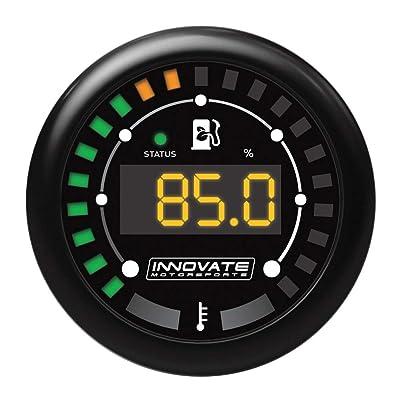 Innovate Motorsports 3904 MTX-D Dual Gauge Kit -Ethanol%/Fuel Temp: Automotive