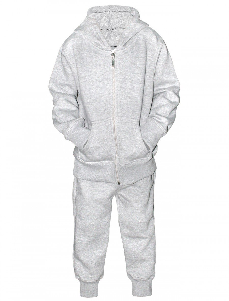 Ages 7-13 SS7 Girls Full Tracksuit Jacket and Joggers