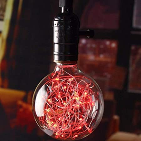 Christmas LED Light Bulb E27 Starry Fairy String Xmas Party Lamp Bulb Home Decor
