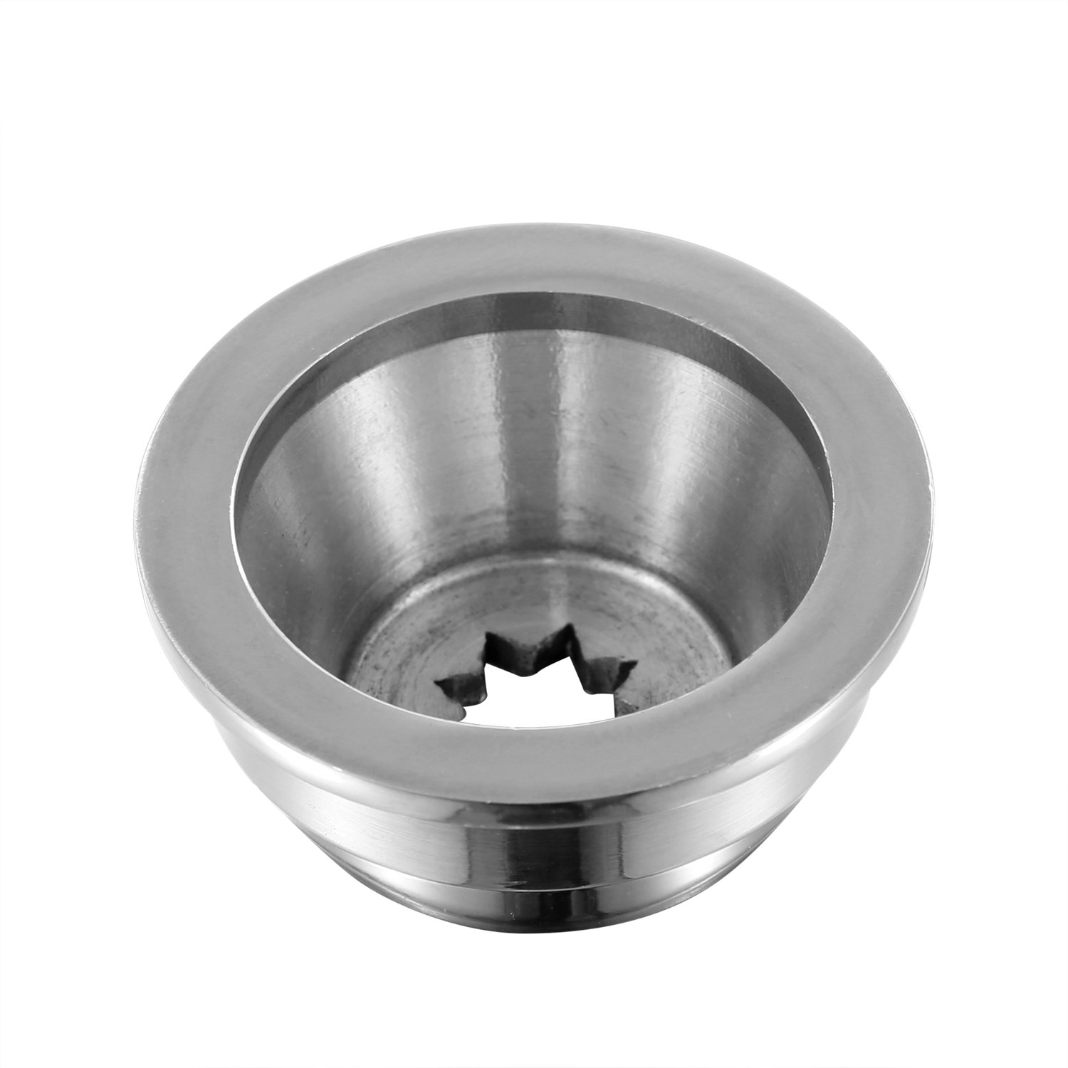 3 Sizes Stainless Steel Hollow Churro Nozzles Attachment for Spanish Churro Maker Machines