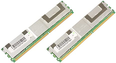 MicroMemory 8GB, (2 x 4GB), DDR2 8GB DDR2 667MHz ECC módulo de - Memoria ((2 x 4GB), DDR2, 8 GB, 2 x 4 GB, DDR2, 667 MHz)