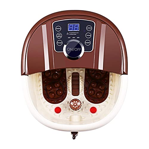 ACEVIVI Foot Spa Bath Motorized Massager With Heat