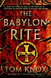 The Babylon Rite, Tom Knox, 0142180890