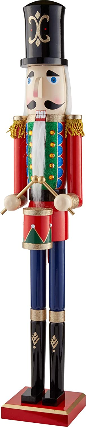 Christmas Nutcracker Soldier 107cm Xmas Decoration JTF - Christmas