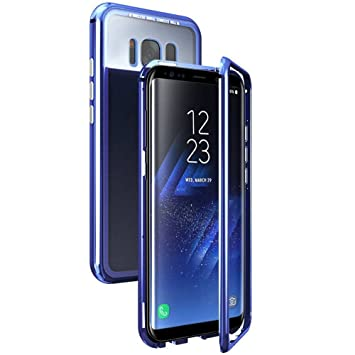 WindCase Galaxy S8 Plus Funda, Anti-rasguño Metal Aluminio ...