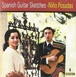 Spanish Guitar Sketches