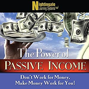 The Power of Passive Income Speech