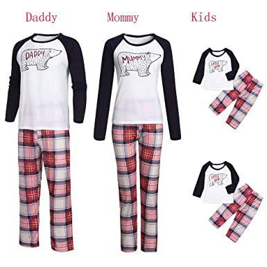 FeiliandaJJ Family Christmas Matching Pyjamas 69f50fb3d